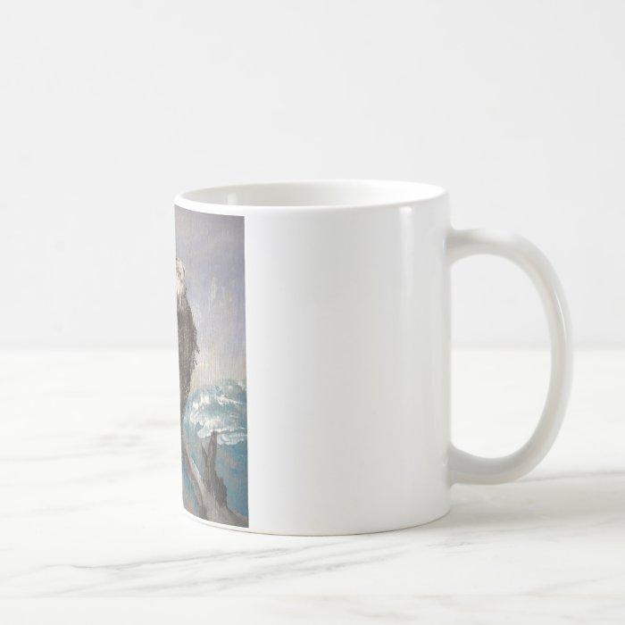 Lovebird Eagles Coffee Mug