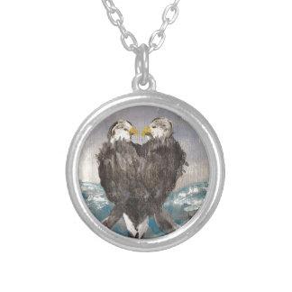 Lovebird Eagles Colgante