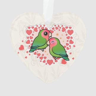 Lovebird Love Heart