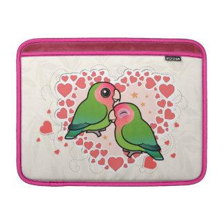 Lovebird Love Heart MacBook Air Sleeve