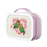 Pink yubo Lunch Box