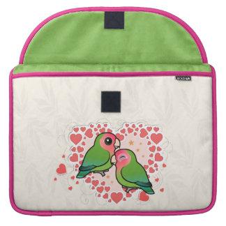 Lovebird Love Heart MacBook Pro Sleeve