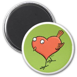 Lovebird Magnet