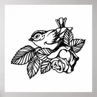 Lovebird Impresiones