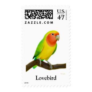 Lovebird Postage