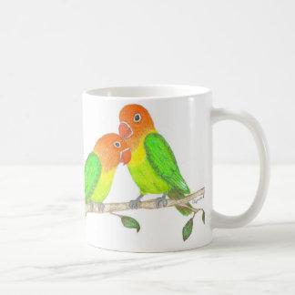 Lovebirds 15oz Mug