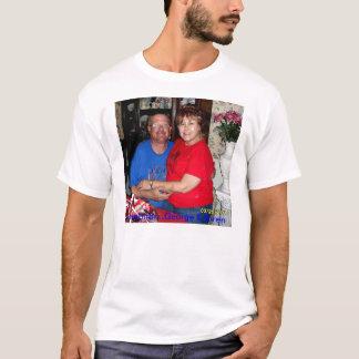 Lovebirds....George & Karen T-Shirt