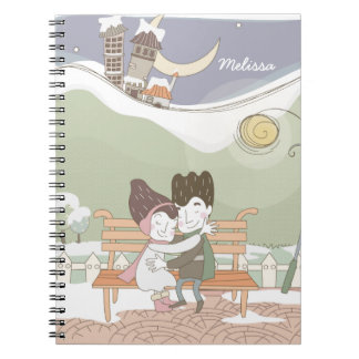 Lovebirds Notebook