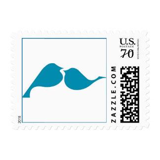 Lovebirds Postage