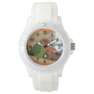 Lovebirds Reloj De Mano