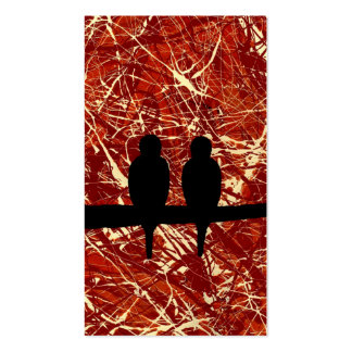 LOVEBIRDS - REMAINS OF THE DAY.jpg Business Card