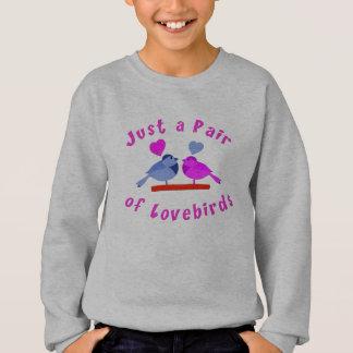 Lovebirds Sweatshirt