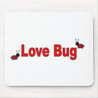 LoveBug Alfombrilla De Raton