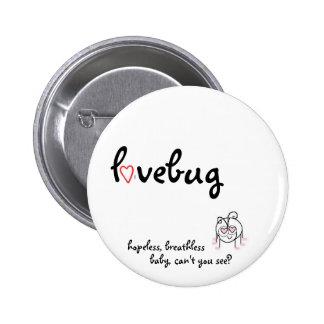 lovebug button