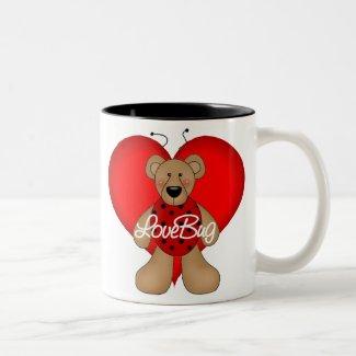 LoveBug Mug mug