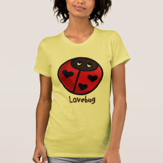 Lovebug Pajama Top T-shirts
