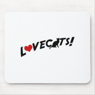 Lovecats Mouse Pads