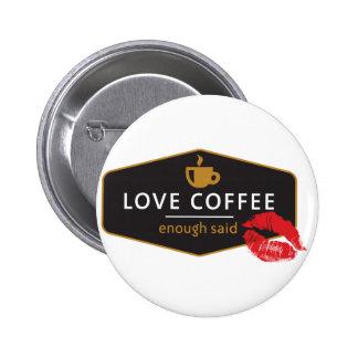 LoveCoffee Pin