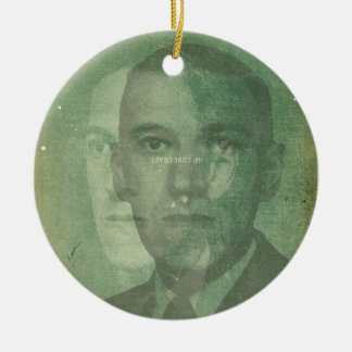 Lovecraft Ceramic Ornament