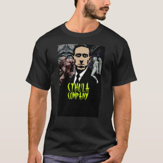 LOVECRAFT CTHULA COMPANY T-Shirt