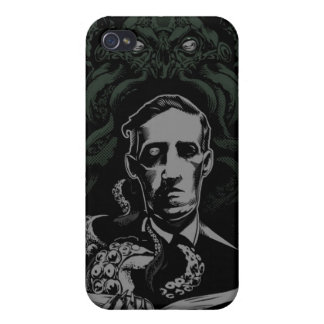 Lovecraft Cthulhu iPhone 4/4S Cover