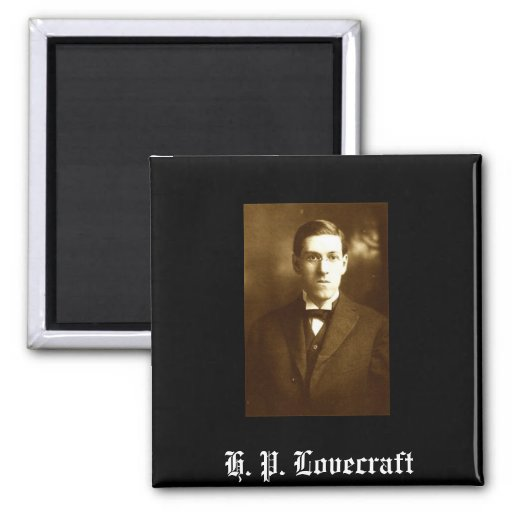 Lovecraft Magnet