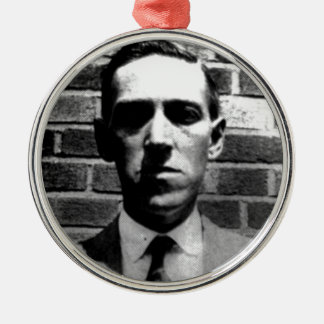 Lovecraft Metal Ornament