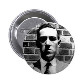 Lovecraft Pin Redondo De 2 Pulgadas