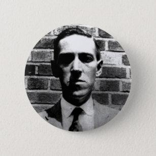 Lovecraft Pinback Button