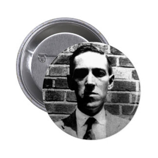 Lovecraft Pinback Button