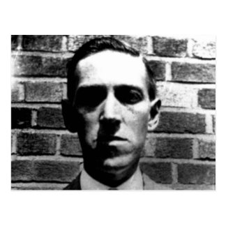 Lovecraft Tarjeta Postal