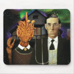 Lovecraftian Gothic mousepad