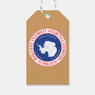 Lovecraft's Miskatonic Antarctica Expedition Gift Tags