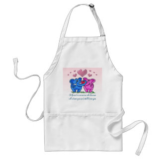 Loved Anyway apron