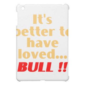 Loved... BULL iPad Mini Cases