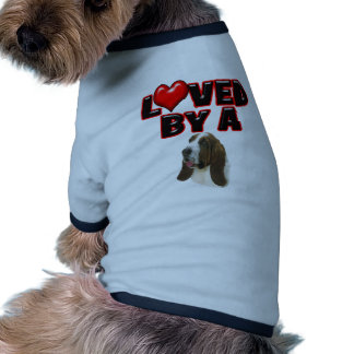 Loved by a Bassett Hound Dog Clothes
