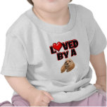 Loved by a Cocker Spaniel Shirt