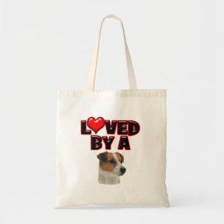 Loved by a Jack Russell Bag