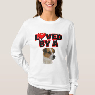 Loved by a Jack Russell T-Shirt