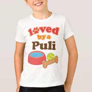 Loved By A Puli (Dog Breed) T-Shirt