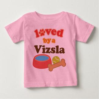 Loved By A Vizsla (Dog Breed) T Shirt