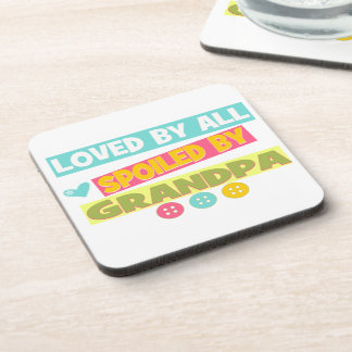 Loved By All Coaster