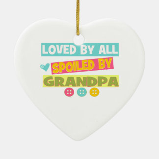 Loved By All Christmas Tree Ornaments