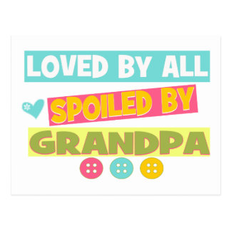 Loved By All Postcard