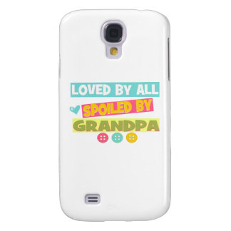 Loved By All Samsung Galaxy S4 Cover