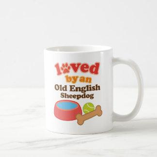 Loved By An Old English Sheepdog (Dog Breed) Mug