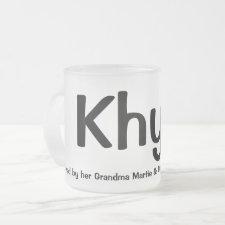 Loved by Grandparents Mug
