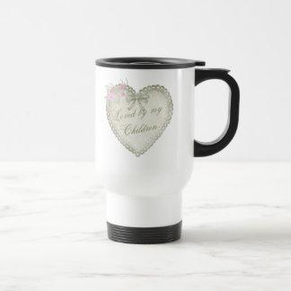 Loved By My Children Travel Mug