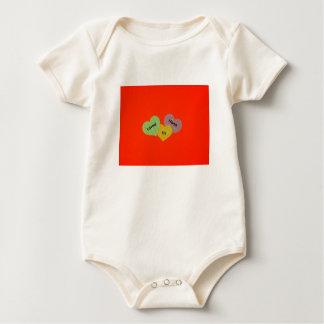 Loved by Nana Baby Bodysuit