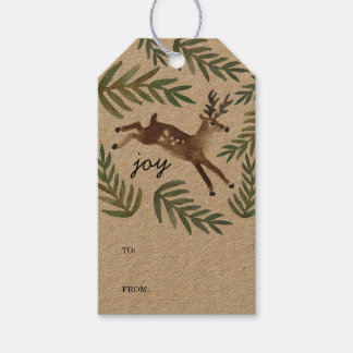 Loved Dearly Gift Tags